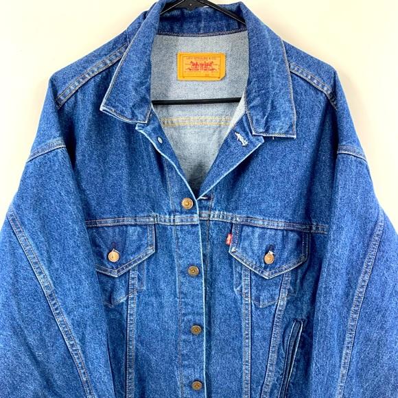 Levi Strauss blue Jean jacket